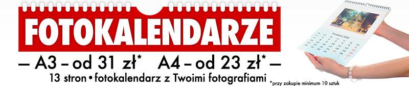 fotokalendarze z Twoimi zdj�ciami