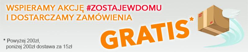 Darmowa dostawa na futura.pl